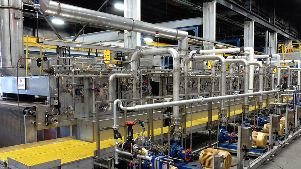 Cincinnati Industrial Electricians Machinery