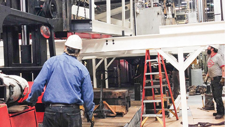 Aftermarket Cincinnati Industrial Electricians