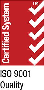 ISO 9001 Cincinnati Pipe Welders Quality Logo